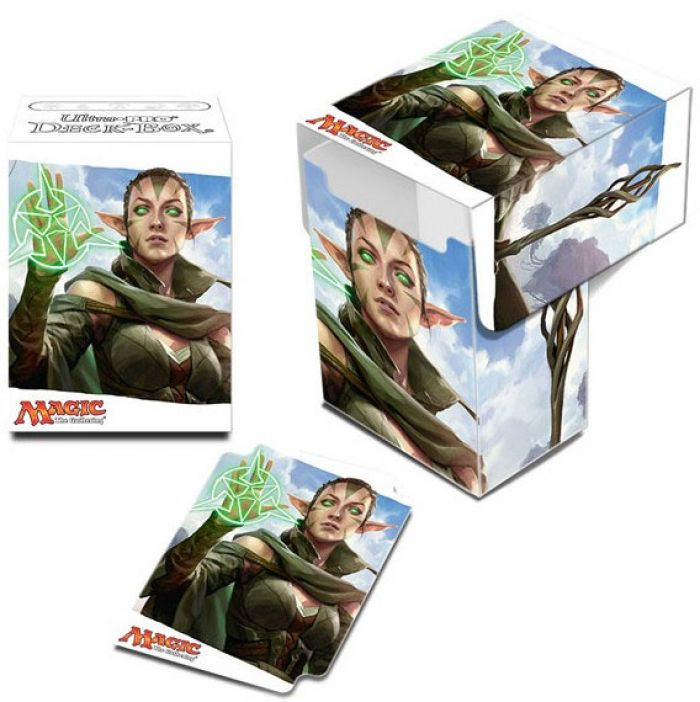 DECK BOX Magic - Oath of the Gatewatch Oath of Nissa pas cher