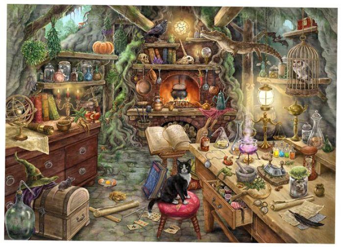 Ludicbox Escape Puzzle Cuisine De Sorci Re Escape Game