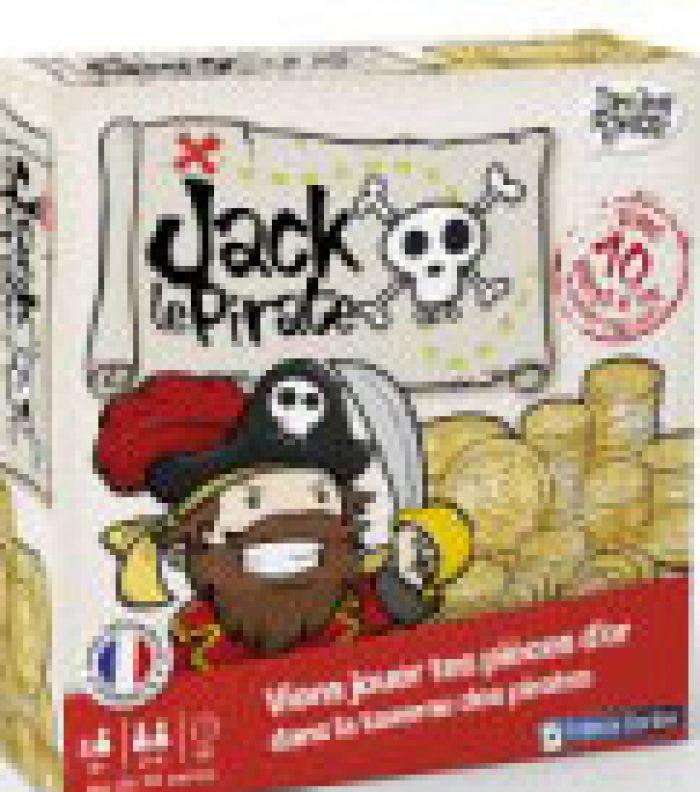 Ludicbox - Jack le pirate - Jeux Enfants