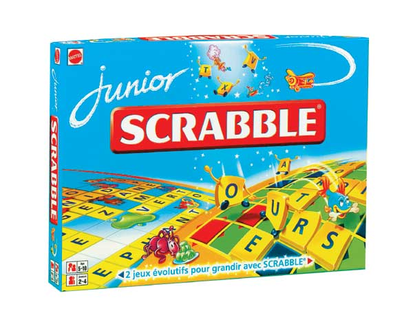 ludicbox scrabble junior jeux de plateau. Black Bedroom Furniture Sets. Home Design Ideas