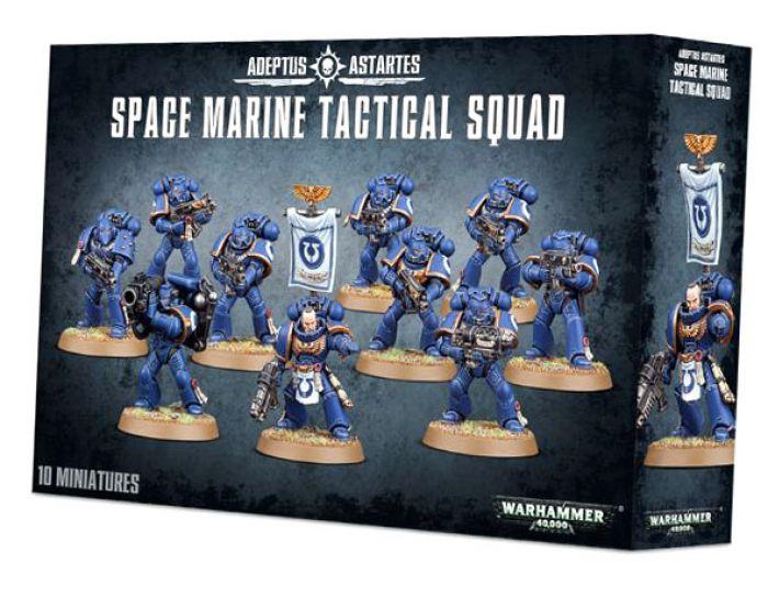 Warhammer 40k Space Marine Scouts Fusil de sniper et le torse e