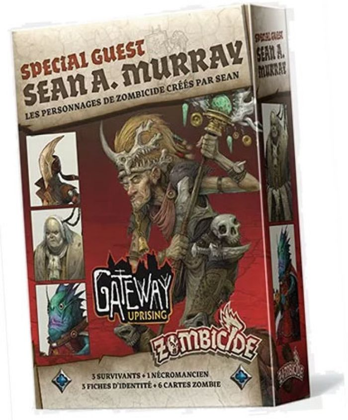 Pathfinder Zombie del Zombicide Dungeons /& Dragons I