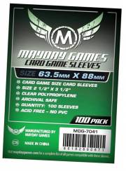 acceder a la fiche du jeu 63,5x88mm Card Game Standard - Sleeves Mayday