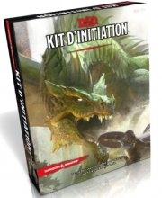 acceder a la fiche du jeu Dungeons & Dragons : Kit d'initiation DD5 FR
