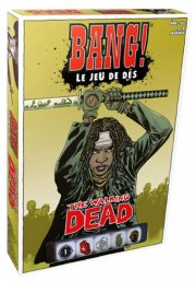 acceder a la fiche du jeu Bang ! Le jeu de dés The Walking Dead