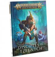 acceder a la fiche du jeu BATTLETOME: DISCIPLES OF TZEENTCH