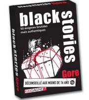 acceder a la fiche du jeu Black Stories - Gore