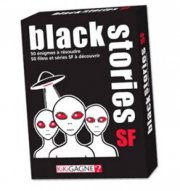 acceder a la fiche du jeu Black Stories - Science Fiction
