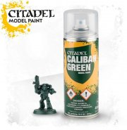 acceder a la fiche du jeu CALIBANGREEN SPRAY