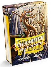 acceder a la fiche du jeu Dragon Shield MATTE - Japanese Sleeves Cooper