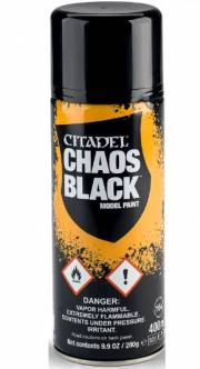 acceder a la fiche du jeu CHAOS BLACK SPRAY (GLOBAL) CITADEL