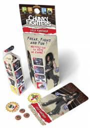acceder a la fiche du jeu CHUNCKY FIGHTERS - BOOSTER LILLY KANTROP