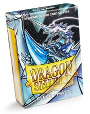 acceder a la fiche du jeu Dragon Shield MATTE - Japanese Sleeves Clear