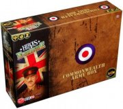 acceder a la fiche du jeu Heroes Of Normandie : Commonwealth Army Box