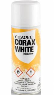 acceder a la fiche du jeu CORAX WHITE SPRAY (GLOBAL)