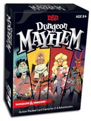 acceder a la fiche du jeu Dungeon Mayhem Card game (VF)