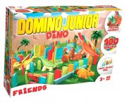 acceder a la fiche du jeu Domino Express Junior Dino Friends