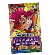 acceder a la fiche du jeu DRAGON BALL SUPER JCC - Booster