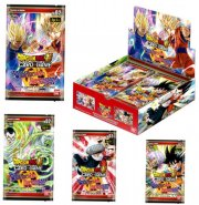 acceder a la fiche du jeu DRAGON BALL SUPER JCC - Theme Boosters 2 - World Martial Arts Tournament