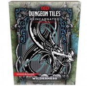 acceder a la fiche du jeu Dungeons & Dragons RPG - Dungeon Tiles Reincarnated Wilderness - EN
