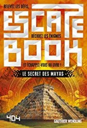 acceder a la fiche du jeu Escape Book - Le secret des mayas