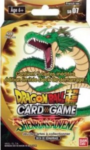 acceder a la fiche du jeu DRAGON BALL SUPER CARD GAME - Starter 7 SHENRON