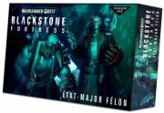 acceder a la fiche du jeu BLACKSTONE FORTRESS: ETAT MAJOR FELON