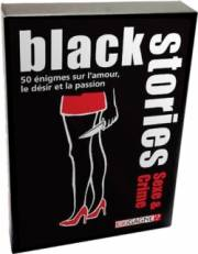 acceder a la fiche du jeu Black Stories - ed Sexe & Crime