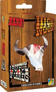 acceder a la fiche du jeu BANG - extension High Noon and Fistful of Cards (FR)