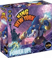 acceder a la fiche du jeu King of new york Power UP !