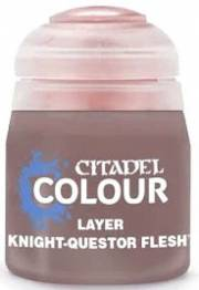 acceder a la fiche du jeu Knight-questor Flesh - (Layer) - 12ml