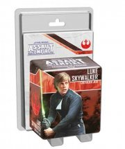 acceder a la fiche du jeu Star Wars : Assaut sur l'Empire : Luke Skywalker. Chevalier Jedi