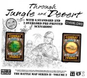 acceder a la fiche du jeu Mémoire 44 - Ext. Through Jungle and Desert (VF)