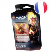 acceder a la fiche du jeu Magic The Gathering : M20 Planeswalkers Deck Chandra (VF)