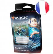 acceder a la fiche du jeu Magic The Gathering : M20 Planeswalkers Deck Mu Yanling(VF)
