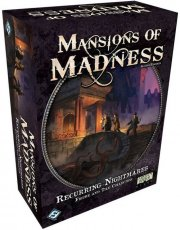 acceder a la fiche du jeu Mansions of Madness 2nd Ed : Recurring Nigthmares