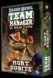 acceder a la fiche du jeu Blood Bowl Team Manager : Mort Subite