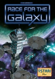 acceder a la fiche du jeu Race for the Galaxy