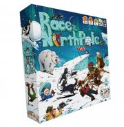acceder a la fiche du jeu RACE TO THE NORTH POLE - MULTILANGUES