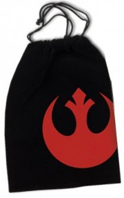 acceder a la fiche du jeu Star Wars Dice Bag Rebel Alliance (sac a dés)