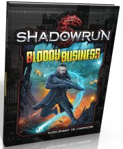 acceder a la fiche du jeu Shadowrun 5 : Bloody Business (VF)