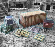 acceder a la fiche du jeu Battle Systems : Shipping Container - EN