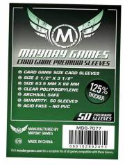 acceder a la fiche du jeu 63,5x88mm Card Game Premium - Sleeves Mayday