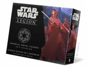 acceder a la fiche du jeu Star Wars Legion - Ext. Garde Royal