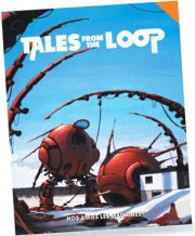 acceder a la fiche du jeu TALES FROM THE LOOP - Nos Amies Les Machines