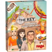 acceder a la fiche du jeu The Key - Sabotages à Lucky Lama Land