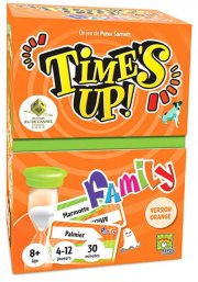 acceder a la fiche du jeu Time's Up Family 2 Orange