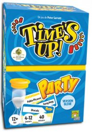 acceder a la fiche du jeu Time's Up Party 2 Bleu