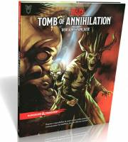 acceder a la fiche du jeu Dungeons & Dragons : Tomb of Annihilation (VF)