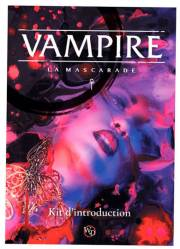 acceder a la fiche du jeu Vampire la Mascarade V5 – Kit d'Introduction